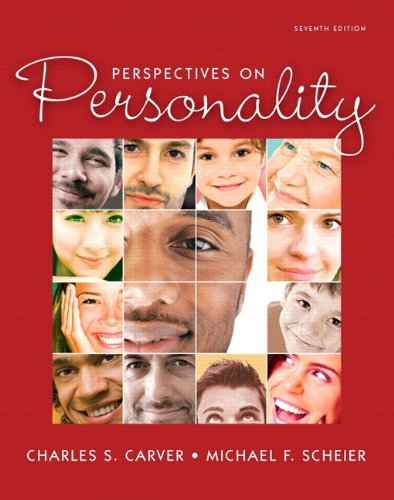 9780205217809: Perspectives on Personality