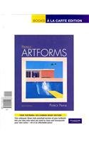 9780205218226: Prebles' Artforms, Books a la Carte Plus NEW MyArtsLab with eText -- Access Card Package (10th Edition)