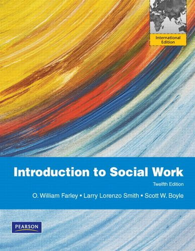 9780205221721: Introduction to Social Work:International Edition