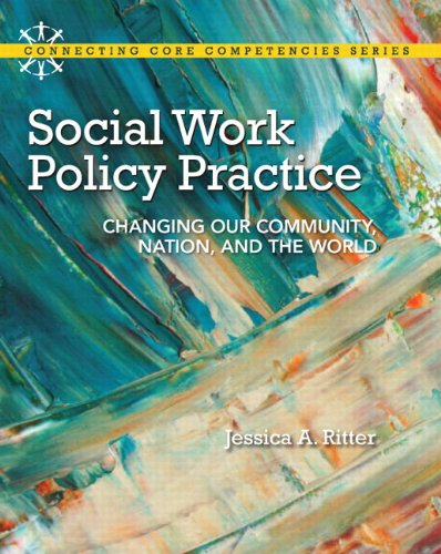 9780205223077: Social Work Policy Practice
