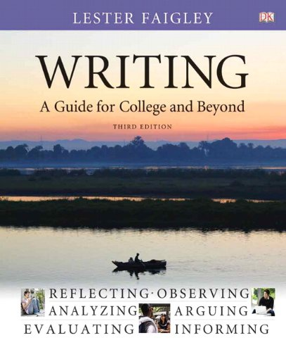 9780205223312: Writing: A Guide for College and Beyond (3rd Edition)