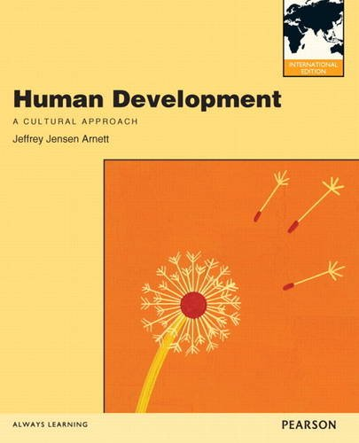 9780205230686: Human Development: A Cultural Approach