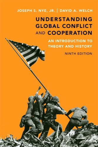 9780205231553: Understanding Global Conflict and Cooperation + MySearchLab: An Introduction to Theory and History