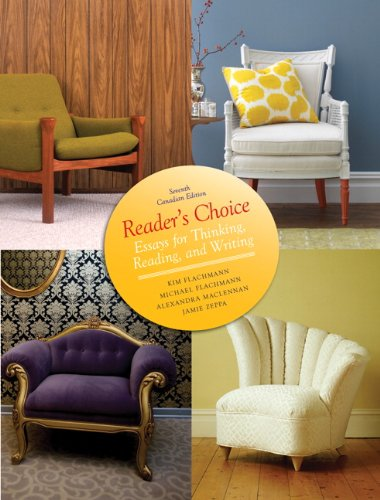 9780205231720: Reader's Choice, Seventh Canadian Edition with MyCanadianCompLab (7th Edition)