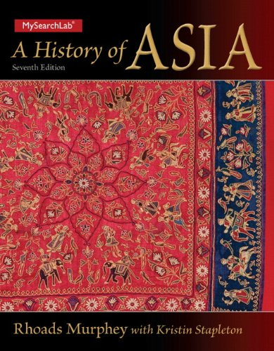 9780205233557: History of Asia, A Plus MySearchLab with eText -- Access Card Package (7th Edition)
