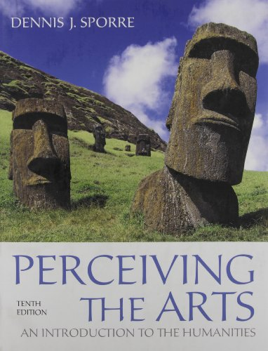 9780205234066: Perceiving the Arts: An Introduction to the Humanities with Music for the Humanities CD (10th Edition)