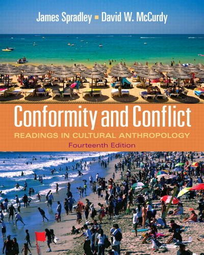 9780205234103: Conformity and Conflict: Readings in Cultural Anthropology (14th Edition)