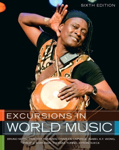 9780205234714: Excursions in World Music Plus MyMusicLab with eText -- Access Card Package