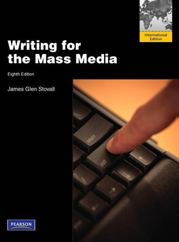 9780205235216: Writing for the Mass Media