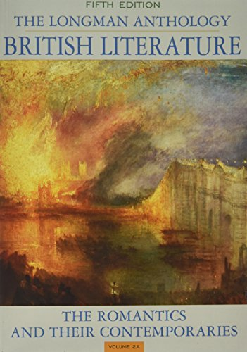 9780205235964: Anthology of British Literature, ( Volume 2 SET - A, B and C)