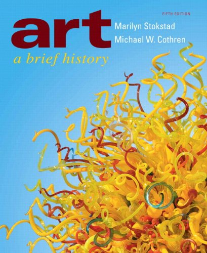 9780205237333: Art: A Brief History Plus NEW MyArtsLab -- Access Card Package (5th Edition)