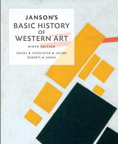 9780205242634: Janson's Basic History of Western Art (9th Edition) (History of Art)