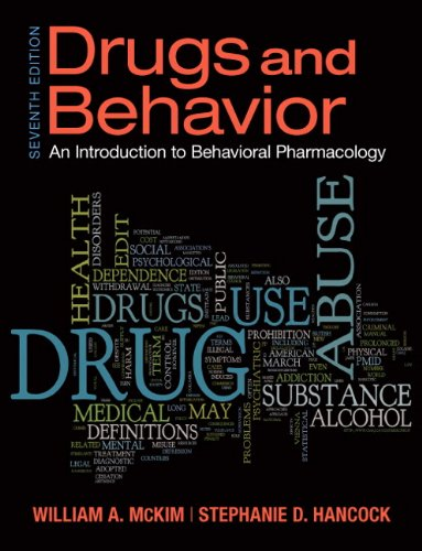 9780205242658: Drugs & Behavior (7th Edition)