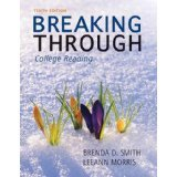 9780205244584: Breaking Through College Reading:ANNOTATED INSTRUCTOR'S EDITION