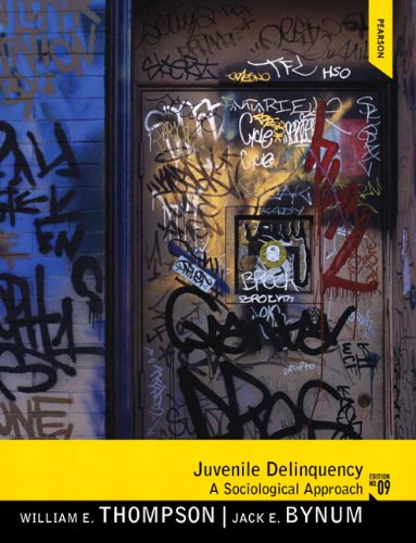 9780205246533: Juvenile Delinquency (9th Edition)