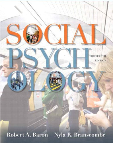 9780205246670: Social Psychology Plus NEW MyPsychLab with eText -- Access Card Package (13th Edition)