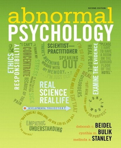 9780205248421: Abnormal Psychology Plus NEW MyPsychLab with eText -- Access Card Package (2nd Edition)