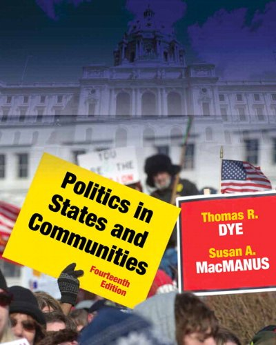 9780205251377: Politics in States and Communities Plus MyPoliSciLab with eText -- Access Card Package (14th Edition)