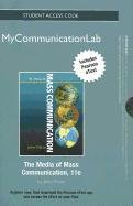 9780205251575: NEW MyCommunicationLab with Pearson eText -- Standalone Access Card -- for Media of Mass Communication (11th Edition) (Mycommunicationlab (Access Codes))