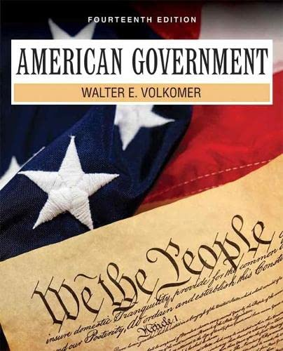 9780205251735: American Government (14th Edition)