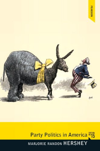 9780205251773: Party Politics in America (Longman Classics in Political Science) (15th Edition) (Pearson Classics in Political Science)