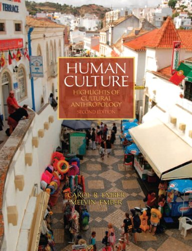 9780205253029: Human Culture: Highlights of Cultural Anthropology (2nd Edition)