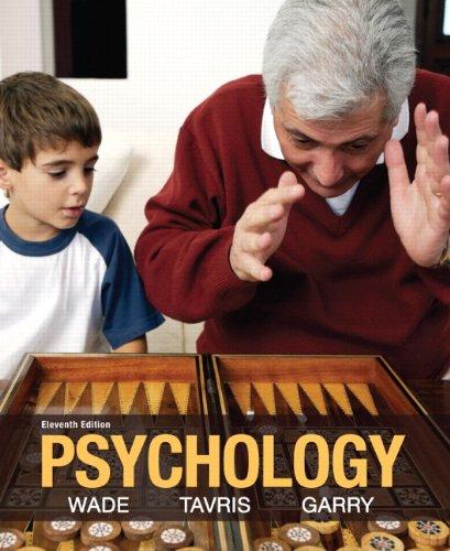 9780205254316: Psychology (11th Edition)