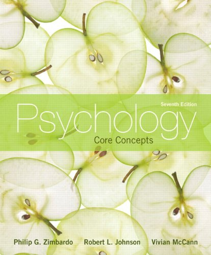 9780205255009: Psychology: Core Concepts Plus NEW MyPsychLab with eText -- Access Card Package (7th Edition)
