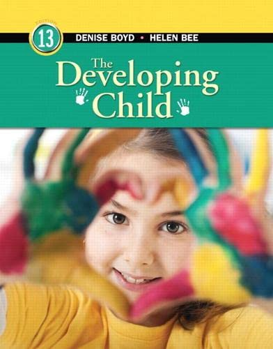 9780205256020: The Developing Child (13th Edition)