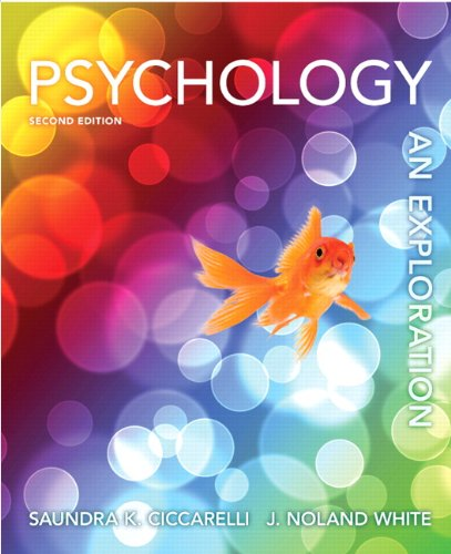 9780205256419: Psychology: An Exploration