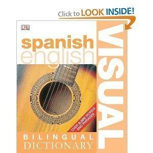 9780205259908: DK Spanish English Bilingual Visual Dictionary