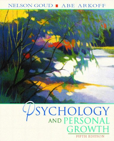 9780205261024: Psychology and Personal Growth (5th Edition)