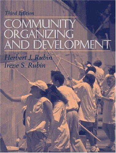 9780205261161: Community Organizing and Development (3rd Edition)