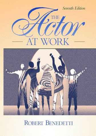 9780205261390: The Actor at Work