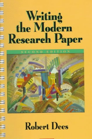 9780205261420: Writing the Modern Research Paper