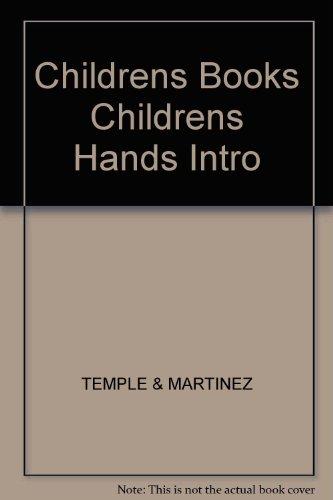 9780205261451: Childrens Books Childrens Hands Intro