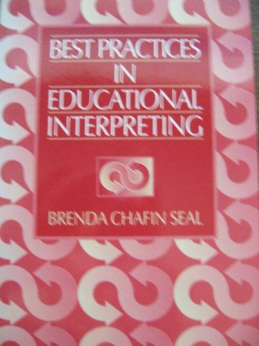 9780205263110: Best Practices in Educational Interpreting