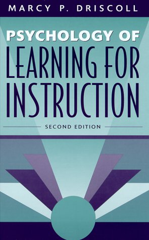9780205263219: Psychology of Learning for Instruction (2nd Edition)