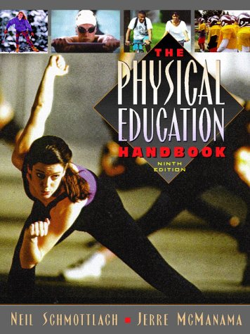 9780205263431: Physical Education Handbook