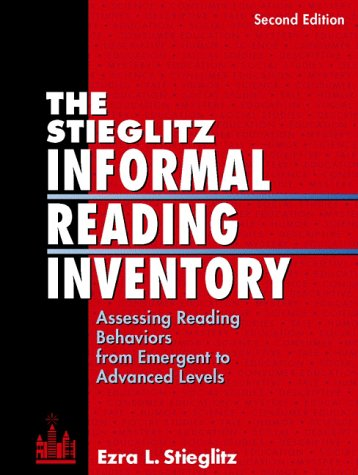 9780205263745: Stieglitz Informal Reading Inventory, The: Assessing Reading Behaviors from Emergent to Advanced Levels