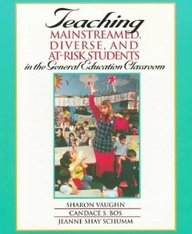 9780205264544: Teaching Mainstreamed, Diverse, and At-Risk Students in the General Education Classroom : Examination Copy