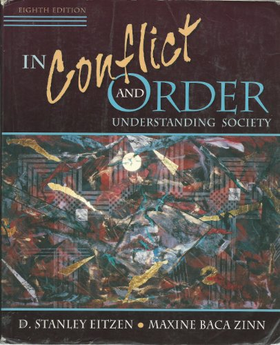 9780205264698: In Conflict and Order: Understanding Society