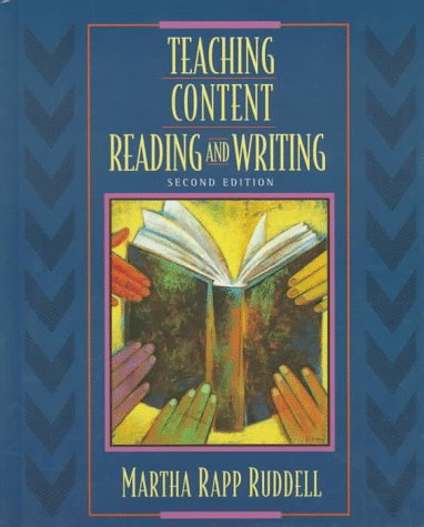 9780205265633: Teaching Content Reading and Writing