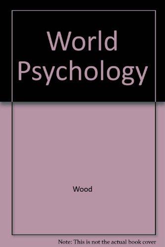 World Psychology