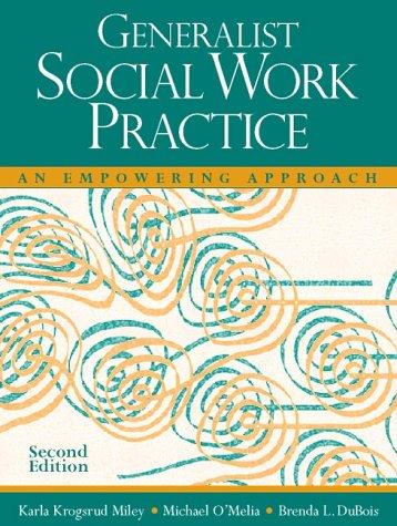 9780205267408: Generalist Social Work Practice: An Empowering Approach