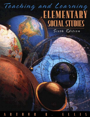 9780205267637: Teaching and Learning Elementary Social Studies
