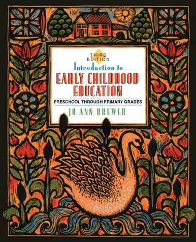 9780205267743: Introduction to Early Childhood Education: Preschool Through Primary Grades