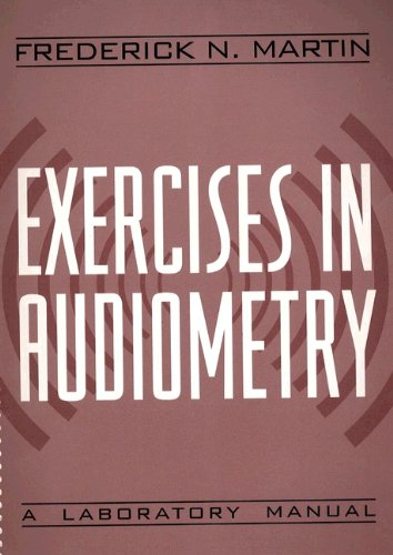 9780205268252: Exercises in Audiometry: A Laboratory Manual
