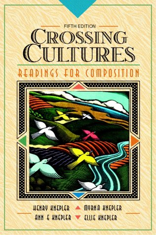 9780205268290: Crossing Cultures: Readings for Composition (5th Edition)