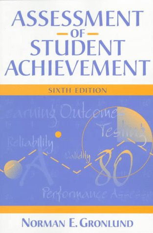 9780205268580: Assessment of Student Achievement (6th Edition)